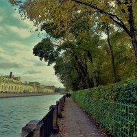 Осень в Летнем Саду... :: Sergey Gordoff