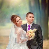 Свадьба Юлии и Николая :: Андрей Молчанов