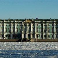 Зимний весной. :: Владимир Гилясев
