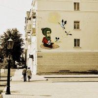 уличная живопись :: Олег Губаревич