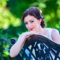 Невеста на прогулке :: iv12