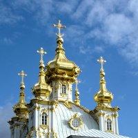 Из Санкт-Петербурга в Петродворец (серия) :: Андрей Кротов