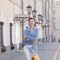 По московским улочкам ветерок гуляет) :: Ева Олерских