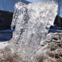 Ледяные сталактиты :: Дмитрий Ерохин