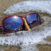 Пена для бритья со вкусом моря..!)) :: Клара
