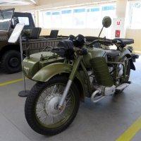 Мотоцикл МВ - 650 :: Наталья (D.Nat@lia)