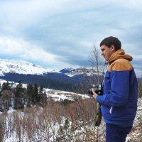 фотосессия в горах :: Алексей Меринов