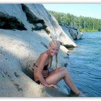 Путешествие по реке Кизир :: Tata Wolf