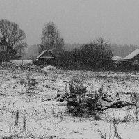 Снегопад :: Николай Масляев