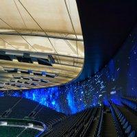 Медиатабло Краснодарского стадиона :: Андрей Майоров