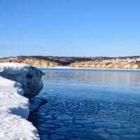 Весна на Севере :: Борис Швец