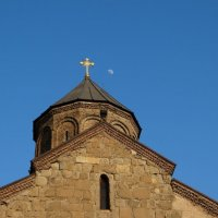 церковь во имя Успения Богородицы в Тбилиси :: Alla Swan