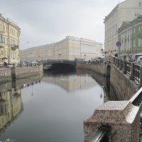 Река Мойка. Март. :: Маера Урусова