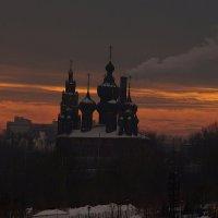 Зимний закат :: kolyeretka
