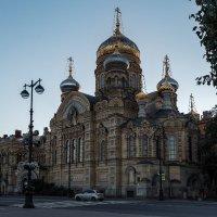 Церковь Успения Пресвятой Богородицы (Санкт-Петербург) :: Вадим *