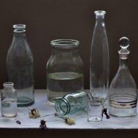 Бутылки. :: Оксана Евкодимова