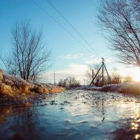 Весна :: Dmitriy Predybailo