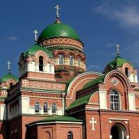 Собор монастыря. Троекурово. Липецкая область :: MILAV V
