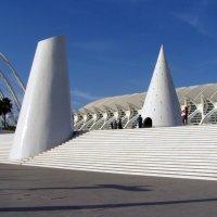 Центр науки и искусства. Валенсия :: Лара Амелина