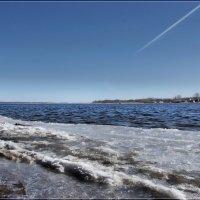 Волги ледяные берега. :: Anatol Livtsov