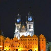 Ночной город :: Николай Ярёменко