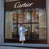 Катрин у Cartier :: Ева Олерских