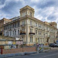 Улица Бунина, бывшая Полицейская: дома старой Одессы. :: Вахтанг Хантадзе