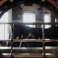 селфи в старинном... буфете :: sv.kaschuk