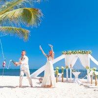Дима Настя, Свадьба в Доминикане :: Алана