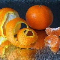 Ах, как пахнут апельсинки, это солнца витаминки! :: Татьяна Смоляниченко