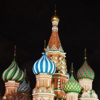 ночной кремль :: Влад