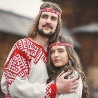 славянская пара :: Влад
