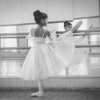 Утро балерины :: Ольга Гудым
