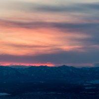закат в горах прекрасен :: Timofey Chichikov