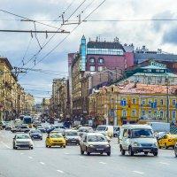 Москва, Тверская улица. :: Игорь Герман
