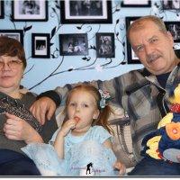 Я с дедушкой и с бабушкой. :: Anatol Livtsov