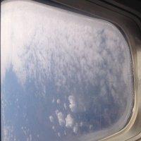Граница облаков. :: Alexey YakovLev