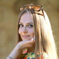 Девушка :: Сергей Удовенко