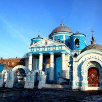 достопримечательности Ачинска. Храм :: Арина Овчинникова