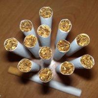 Сигареты :: Владимир Переклицкий