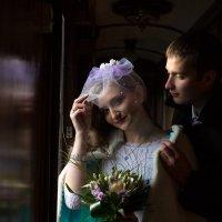 Свадьба для двоих :: Марина Счастливая