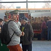 """""""Машина времени"""" Он  только что  вернулся  из  прошлого! :: Виталий Селиванов"""