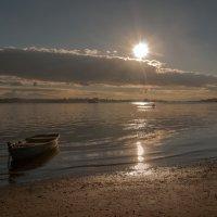 Заход солнца. :: Марина Соколова