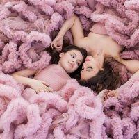 мать и дочь :: Настасья Авдеюк