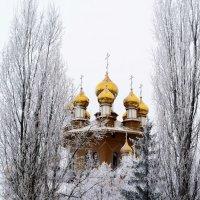 церковь :: Алина Муравлева