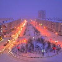 Яркий город... :: Витас Бенета