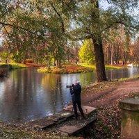 В осеннем парке :: Елена Кириллова