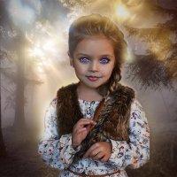 девочка - сказка :: Андрей Веселов ( Богомолов)