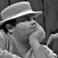 Поход в театр за характерами и эмоциями / серия 5 шт\\2 :: Николай Сапегин