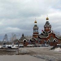 Храм в честь Богоявления Господня . :: Мила Бовкун